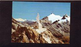CG41 - Le Ande - Monumento Alla Vergine Delle Nevi E Pico Humboldt Y Bompland - Venezuela