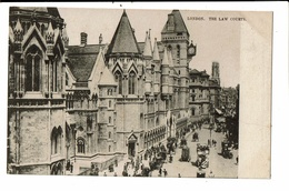 CPA-Carte Postale -Royaume Uni-London-The Law Courts-VM17221 - Other