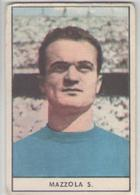 SANRO MAZZOLA..INTER..ITALIA......MUNDIAL....SOCCER...WORLD CUP.....FOOTBALL....FIFA - Trading Cards