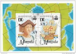 Mongolia Hb 179 - Mongolei