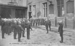 20-8066 : POMPIERS. APPEL DES MORTS AU FEU - Sapeurs-Pompiers
