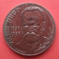 10 Francs Victor Hugo - 1985 B - SUP/SPL - - Frankreich