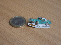 FORD THUNDERBIRD 1956. - Ford