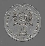 Mauritanie. 10 Ouguiya 1973 (862) - Mauritania