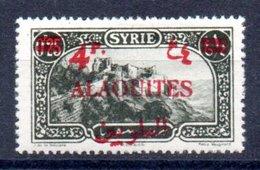 Alaouites Y&T 37* (surcharge Grasse) - Alaouites (1923-1930)