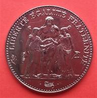 5 Francs Hercule De Dupré - 1996 - SUP/SPL - - Frankreich