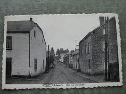 LIMERLÉ ( Gouvy ) - UNE RUE DU VILLAGE 1939 - Gouvy