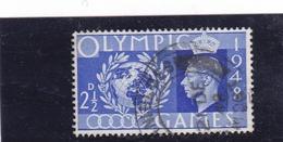 Jeux Olympiques - Olympic Games 1948 - Oblitéré - Summer 1948: London