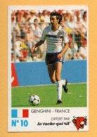 Figurina 1985 - La Vache Qui Rit - France - Genghini - Trading Cards
