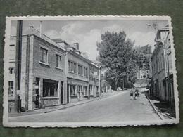 HOUFFALIZE - ENTREE PAR LA ROUTE DE LIEGE 1954 - La-Roche-en-Ardenne