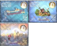 Ref. 349843 * MNH * - BAHRAIN. 2013. DEVELOPMENT DAY . DIA DEL DESARROLLO - Bahrain (1965-...)