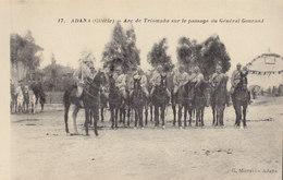 Adana  : Cilicie :  Général Gourand   ///   Mai . 20 ///  Ref.  11.483 - Turkey