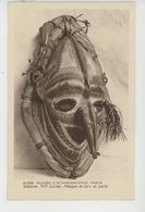ETHNIQUES ET CULTURES - MUSEE D'ETHNOGRAPHIE - PARIS - OCEANIE - NOUVELLE GUINEE - Masque En Bois Et Paille - Oceania