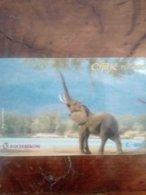 RUSSIE RUSSIA PREPAID MMT ELEPHANT 10000U UT - Oerwoud