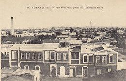 Adana  : Cilicie  :  Ancienne Gare  ///   Mai . 20 ///  Ref.  11.488 - Turkey