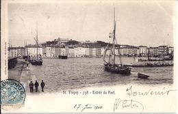 Saint TROPEZ- Entrée Du PORT. - Bandol