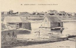 Adana  : Cilicie  : Les Moulins Dans Le Fleuve  ///   Mai . 20 ///  Ref.  11.489 - Turkey