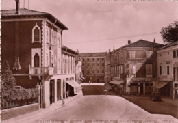 AK - Italien - CERVIGNANO (Friaul) - Strassenansicht Im Zentrum 1954 - Italy