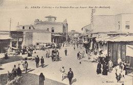 Adana  : Cilicie  : La Grande Rue   ///   Mai . 20 ///  Ref.  11.490 - Turkey