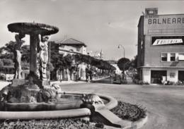 AK - Italien  - CATTOLICA - Piazza Delle Sirene Mit Blick In Die Viale Bovio 1959 - Rimini