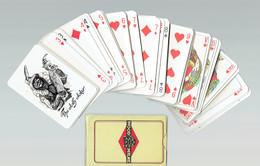 Jeu De Cartes 54 Cartes (avec 2 Jokers) Wood Milne Whist - État Neuf - 54 Cards