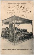54 Exposition De NANCY - Palais De L'Alimentation - Stand De La Maison RENAUD, LEVEQUE & TRIPETTE - Nancy