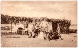 Fishermen, Beach, LAGOS - Nigeria
