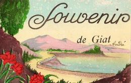 SOUVENIR DE GIAT - Altri Comuni