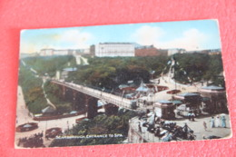 Yorkshire Scarborough Entrance To Spa 1909 + NO Stamps - Other