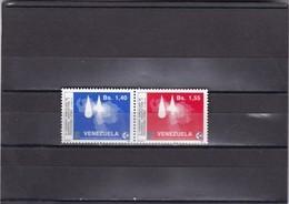 Venezuela Nº 1242 Al 1243 - Venezuela