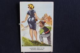 JA 228 - Humour -  Magnifique Point De Vue = Prachtig Uitkijkpunt = Pas Circulé - Humor