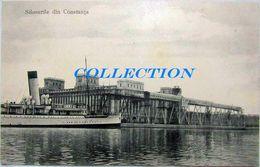 CONSTANTA 1910, Silozurile Din Port, Constructor Anghel SALIGNY, Necirculata - Roumanie