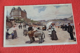 Yorkshire Scarborough The Sands + Nice Animation NV - Other