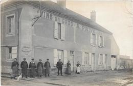 77 PONTAULT-COMBAULT  -- VINS EN GROS Maison  A PRIVÉ --  ROUTE DE SEZANNE  ( Rue De PARIS Actuel ) - Pontault Combault