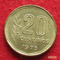 Argentina 20 Centavos 1975 KM# 67  Argentine - Argentine