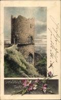 Cp Mödling In Niederösterreich, Schwarzer Turm, Ruine - Otros