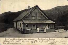 Cp Ulreichsberg Niederösterreich, Joh. Digruber's Gasthaus - Autres