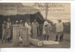 PR6792/ Belgisch Congo Belge Entier CP 15 C Palmier Vue 114 C. Matadi 1923 > BXL - Stamped Stationery