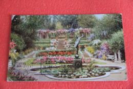 Yorkshire Scarborough Italian Gardens 1951 - Other