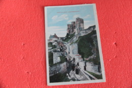 Yorkshire Scarborough Castle Keep NV - Other