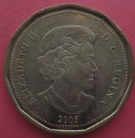 Canada 1 Dollar 2005 - Canada