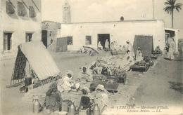 TOZEUR (Tunisie) - Marchands D'Huile Epiciers Arabes LL - Algérie