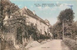 CPA 95 Val D'Oise Boissy-l'Aillerie Chateau De Réal Monument Classé - Boissy-l'Aillerie