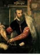 CPM - JACQUES De STRADA (Né En 1507 à Mantoue) - Œuvre De TIZIAN - Kunsthistorisches Museum De Vienne - Personnages Historiques