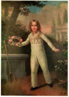 CPM - NAPOLEON II - Fils De Napoléon Et De Marie-Louise , élevé à VIENNE … - Personnages Historiques