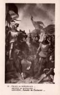 CPA - BATAILLE De COCHEREL (Bertrand DU GUESCLIN) - Œuvre De LARIVIERE … Musée Versailles - Histoire
