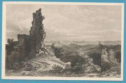 Die Madenburg Um 1850 Nach Verhas - Allemagne
