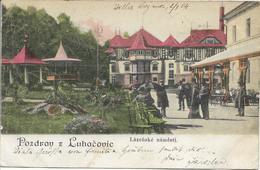 1904 - LUHACOVICE , Gute Zustand ,  2 Scan - Czech Republic