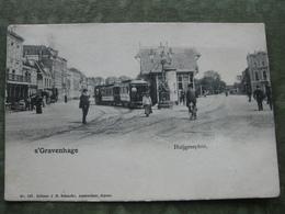 's GRAVENHAGE - HUIJGENSPLEIN ( Tram ) - Den Haag ('s-Gravenhage)