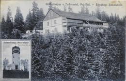 1910 - ZLATE HORY  Zuckmantel , Gute Zustand, 2 Scan - Tchéquie